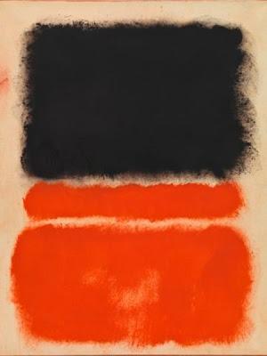 Mark Rothko - Senza titolo (rosso), 1968