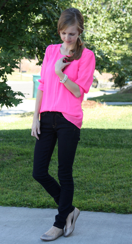 Everyday Reading: How to Wear Neon Pink