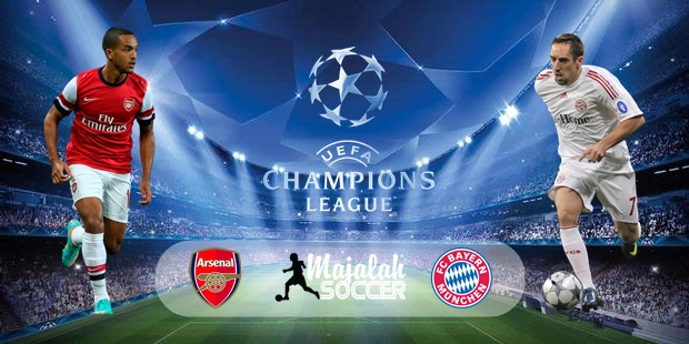 Prediksi Skor Bola dan Wallpaper Arsenal vs Bayern Munich