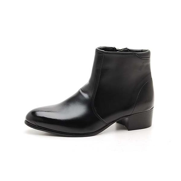 Mens Boots Zipper2