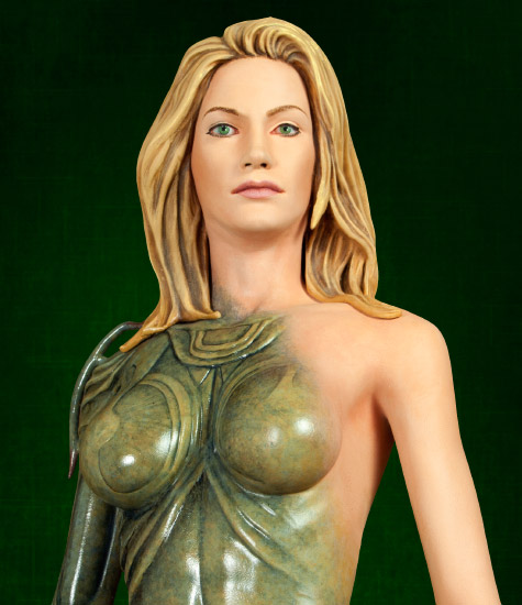 Action Figure Chat: Hollywood Collectibles Group - Species movie, Sil