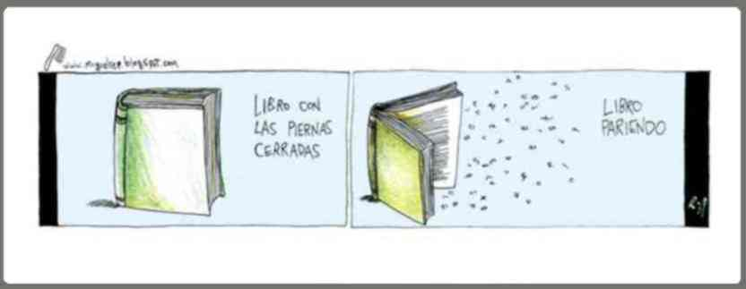 Los libros según REP
