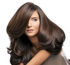 Светлый цвет волос для карих