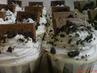 Chocolate Moist Cupcake