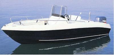 Kapal dan Perahu Boat Dari Fiberglass