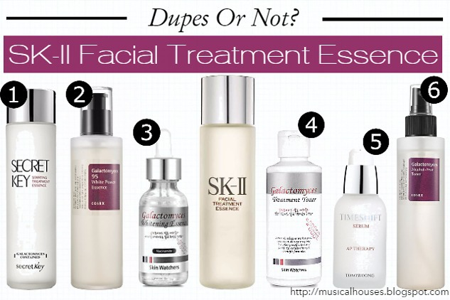 Not sk11 facial essence treatment that