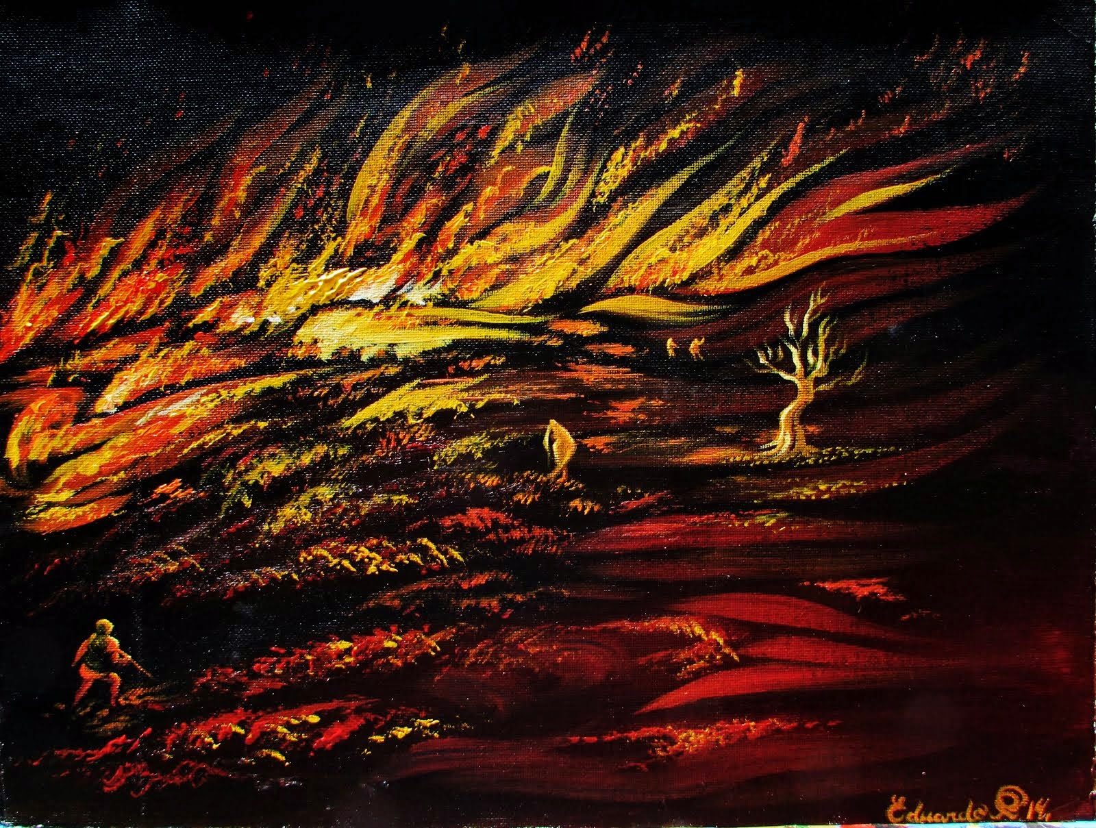 El infierno de Bol