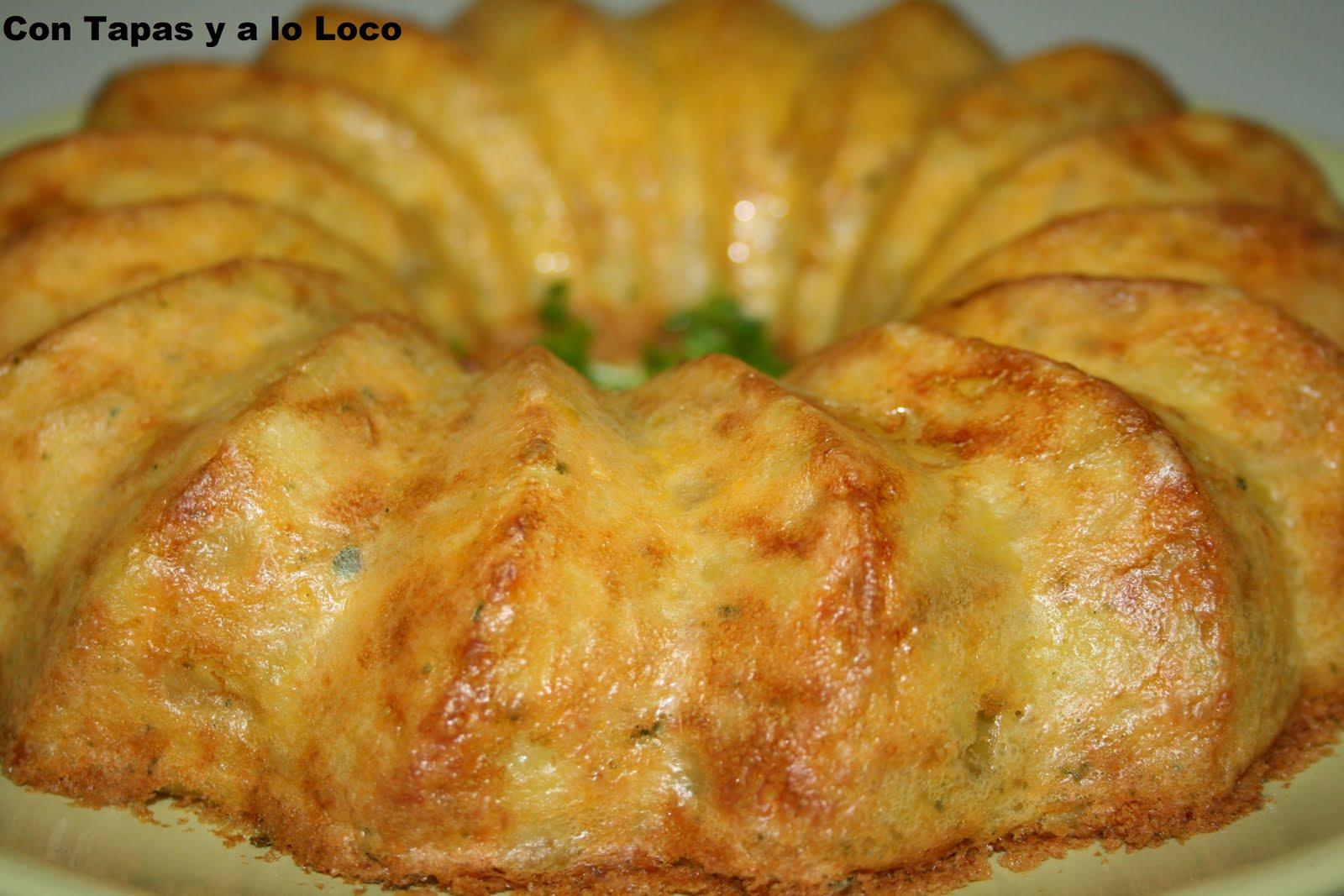 Tortilla De Patata Cake Ideas and Designs
