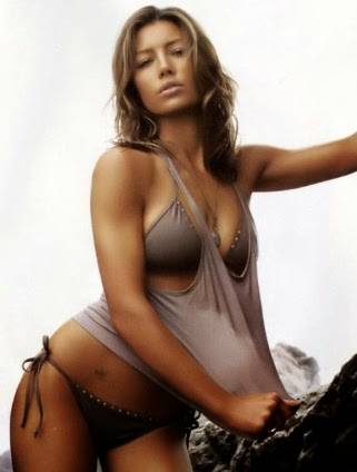 Hot Model Jessica Biel
