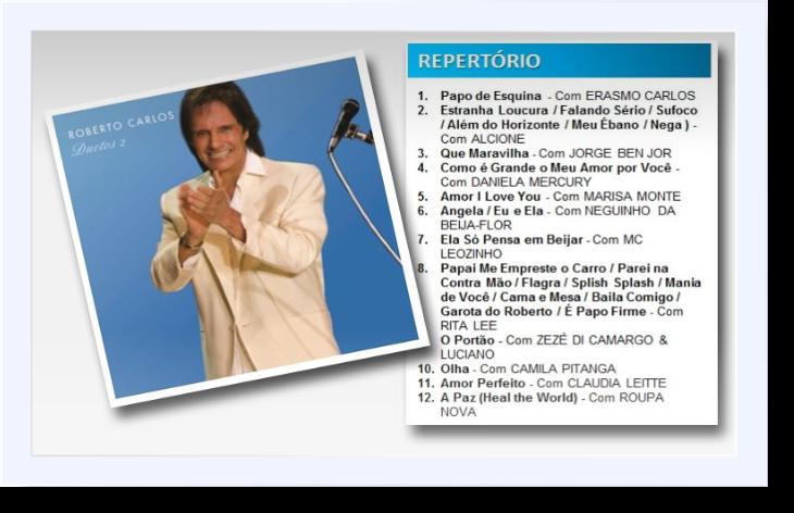 roberto carlos 2014 download