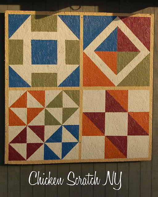 Barn Quilt tutorial