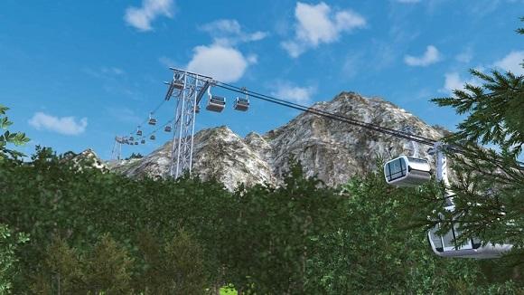 Ropeway Simulator 2014 PC Screenshot 5 ROPEWAY SIMULATOR 2014 POSTMORTEM