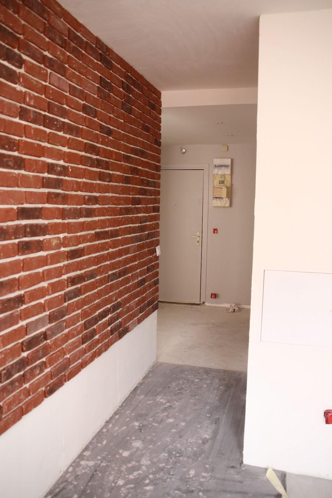 Couleurs briques for Peindre des portes