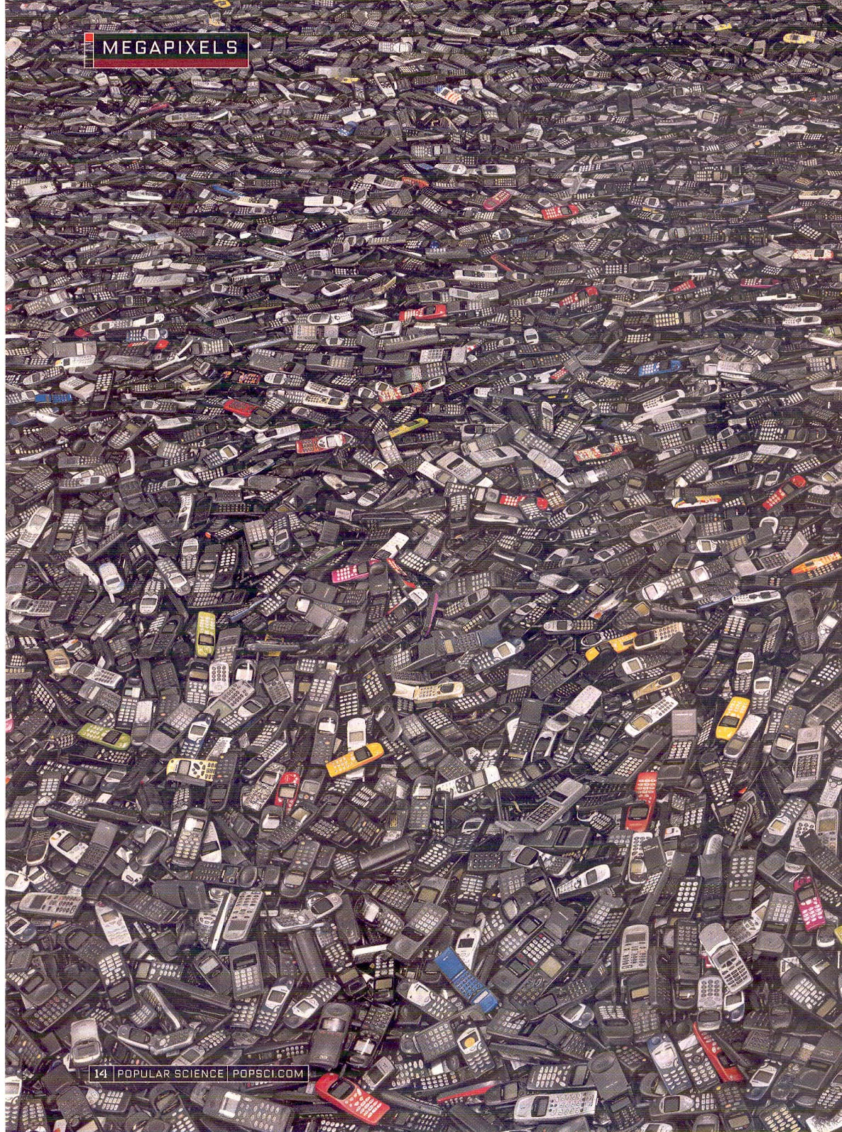 Pile Of Cell Phones : Jimsastronomy what is next with smart phones