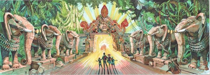 Angkor Entrada