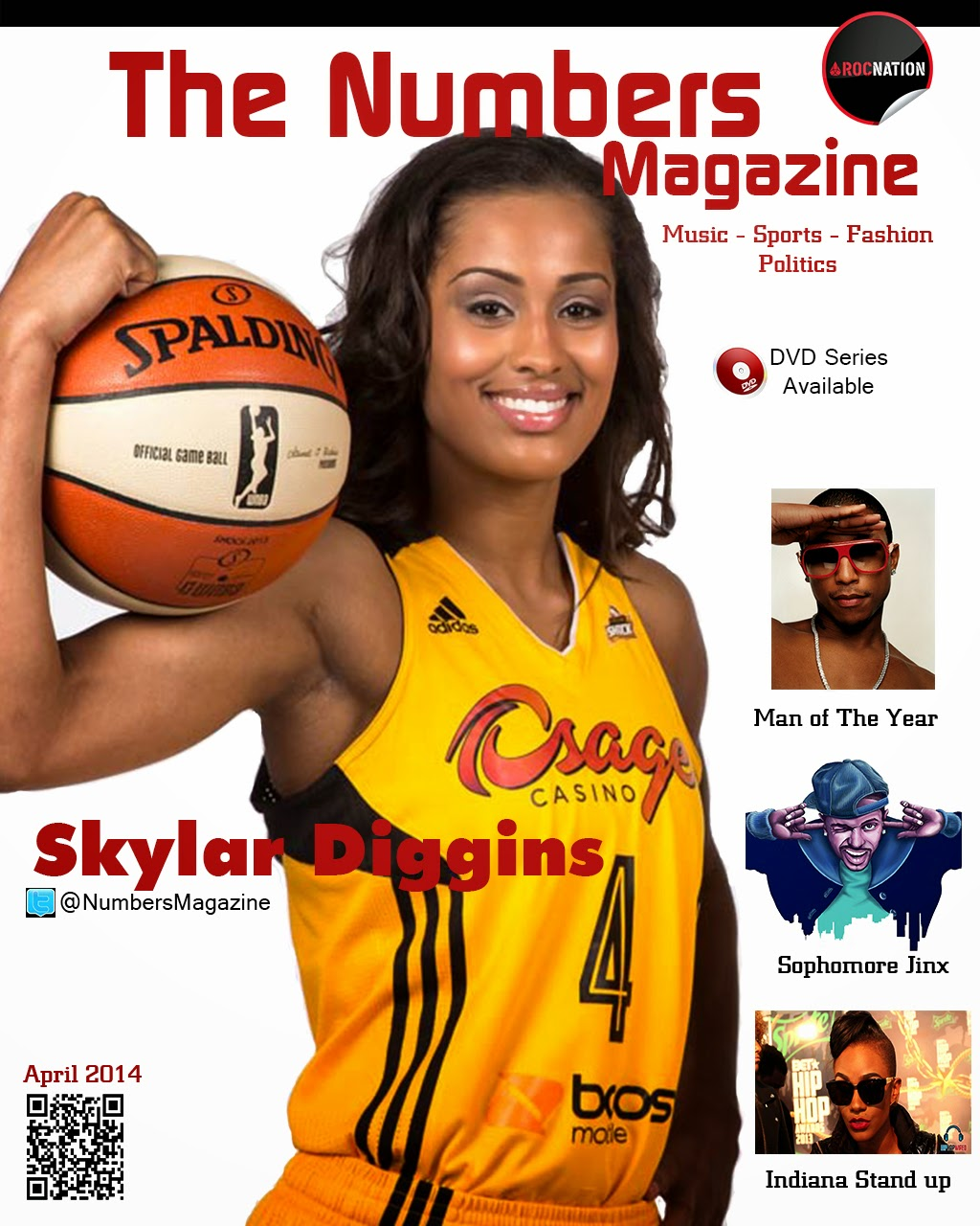 The Numbers Magazine 2nd Edition