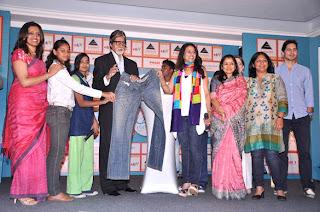 Amitabh Bachchan at Parikrama Foundation's charity event