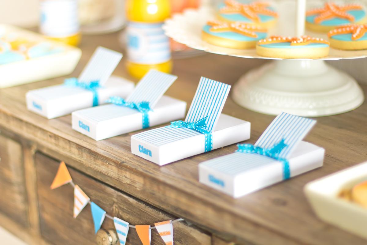 decoration table desserts