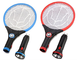 Get  rechargeble Mosquito Bat + Two Torch Groupon offer : BuyToEarn