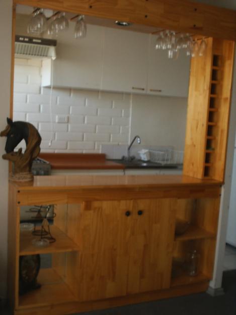 Construccion y reparacion de obras menores galeria de for Mueble cocina americana