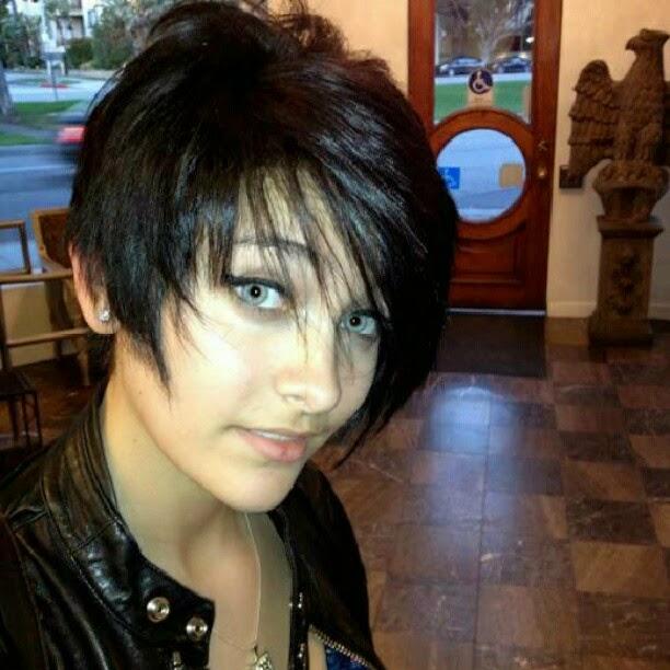 Michael Jackson Daughter New Look