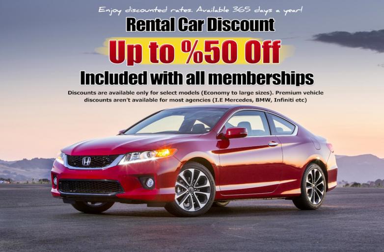 Rci Rental Car Discounts