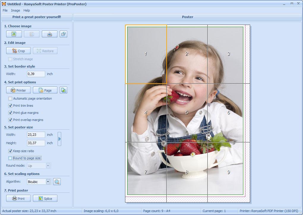 Download Full Software Ronyasoft Poster Printer V3 01 12