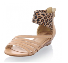 Sandals for this summer by guest blogger Rachel Esco. Visit www.forarealwoman.com