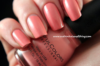 Sinful Colors Soul Mate nude nail polish