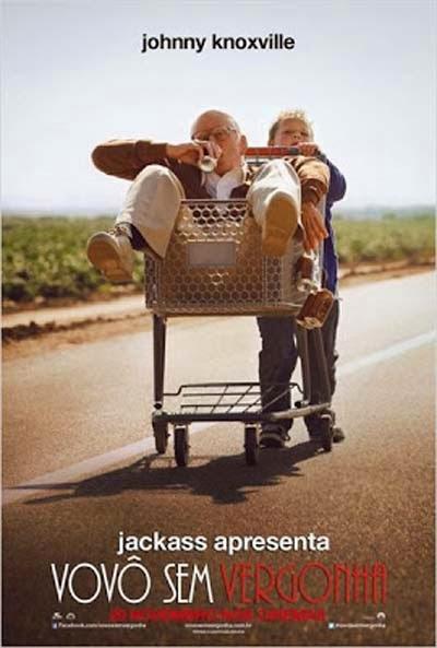 Filme Jackass Apresenta Vovô Sem Vergonha