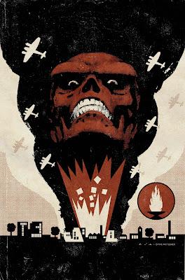 REDSKULL001 cvr art The 72 Best Comic Book Covers of 2011