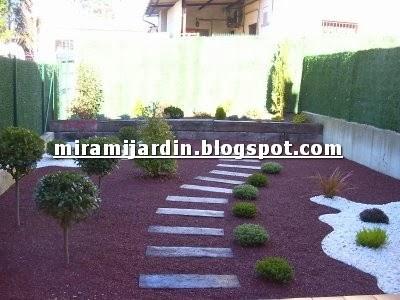 jardin en piedra