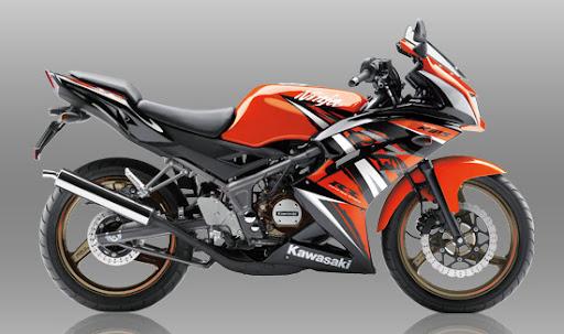 Akhirnya Kawasaki Ninja 150 2 Tak Series menyerah !