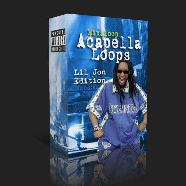 DJ JUNVER™: Mixaloop Acapella Loop Pack - Lil Jon Edition