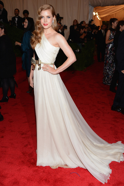 Amy Adams met gala