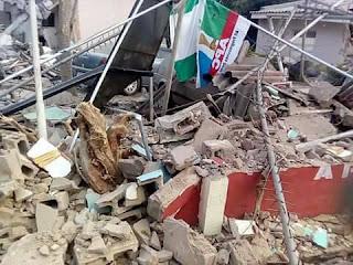 Kaduna govt speaks on demolition of APC secretariat
