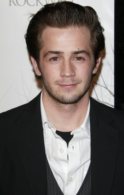 Michael Angarano | Shirtless