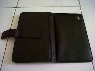 Leather Case With Stand Mito T200