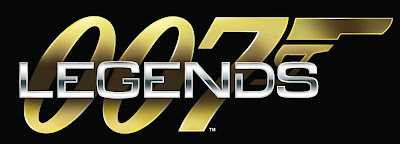 007 Legends Logo - We Know Gamers