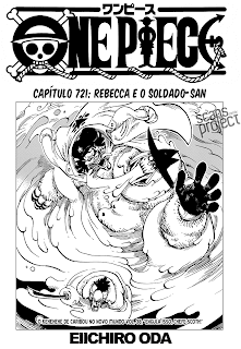 One Piece 721 Português Mangá leitura online agaleradosanimes.net