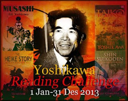 2013 Yoshikawa Reading Challenge