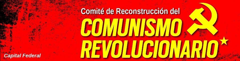 Comunismo Revolucionario | Capital Federal