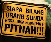 Kata Orang Sunda .....