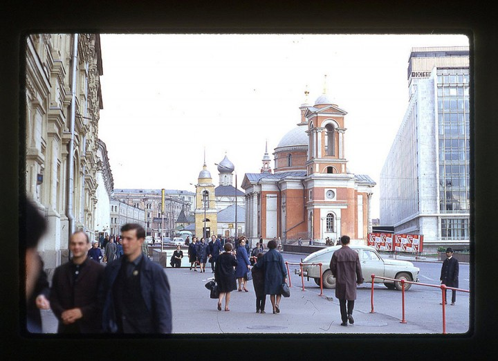 old Moscow 1960s