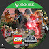 Label LEGO Jurassic World Xbox One