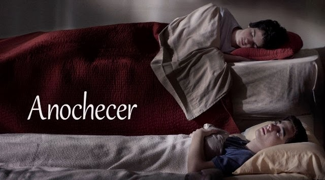 Anochecer, cortometraje gay argentino