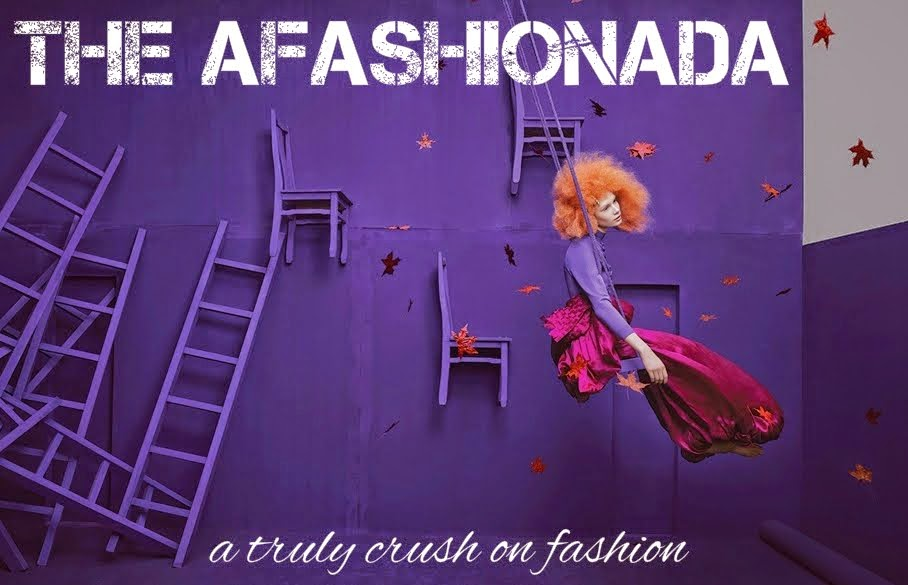 THE AFASHIONADA