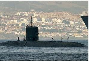 Kapal Selam UK Sertai Operasi Di Lautan Hindi