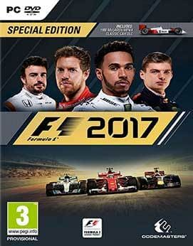 F1 2017 Jogos Torrent Download capa