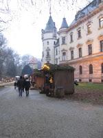 Christmas market in Regensburg